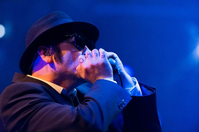 Chicago Blues Brothers on a Motown Mission at City Varieties