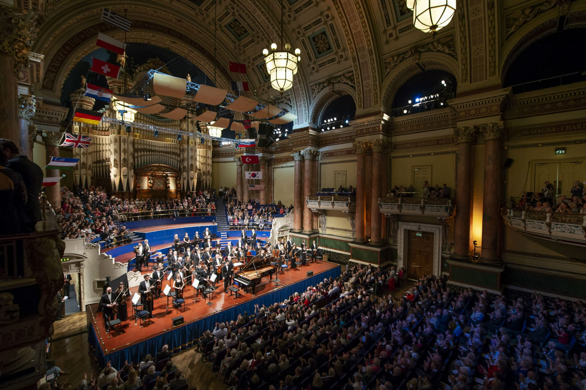 The Leeds International Piano Competition Results   Leeds Living
